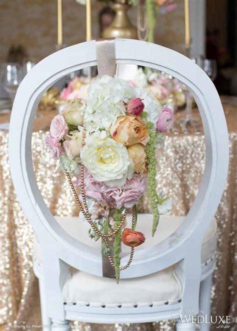 Stylish Wedding Chair Decorations Archives   Weddings