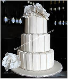 wedding cakes modern elegant images
