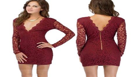 bestidos de mujer vestidos para mujer tejidos a crochet youtube