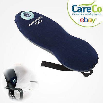 Bantal Travel Inflateable Back Support lumbar support self travel cushion posturelite comfort idea inspiration