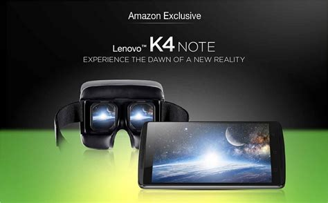 Lenovo Vibe K4 Note Theatermax Lenovo Vibe K4 Note Goes On Flash Sale Today
