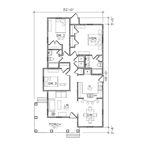 Bungalow Blueprints Bungalow House Floor Plans Two Story House Floor Plans Bungalow Bungalow Floor Plan Mexzhouse