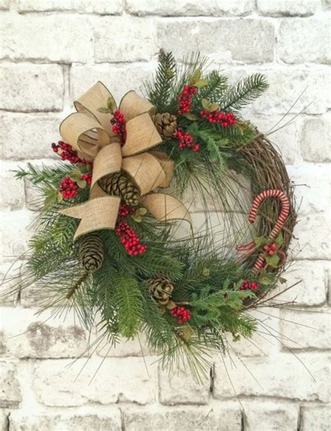 Christmas Menu Ideas awesome christmas wreaths ideas for all types of decor 63