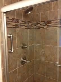 decorative tile border shower wall tile patterns