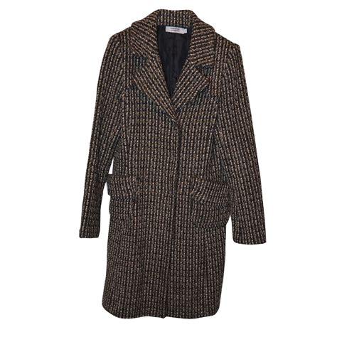 Vide Dressing Comptoir Des Cotonniers by Manteau Comptoir Des Cotonniers 40 L T3 Multicouleur