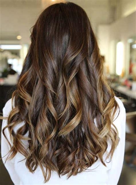 como hacer mechas color cobres en cabellos teidos de mechas 2018 para morenas pelo negro o casta 241 o moda top