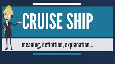 ship definition what is cruise ship what does cruise ship mean cruise