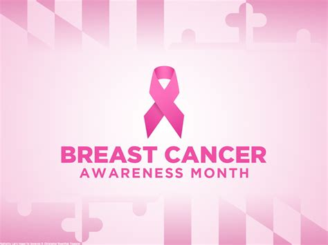 October Is Breast Cancer Awareness Month 2 by Governor Larry Declares Breast Cancer Awareness