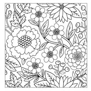 Gardens Inc 3 Flower Patterns Lilt Coloring Books Beautiful Floral Designs And