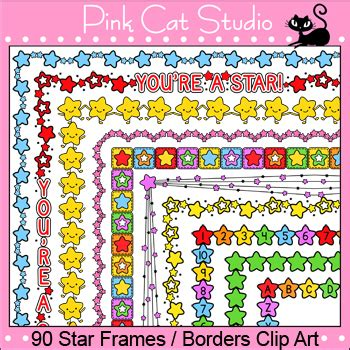 Rd Arabic Bordir borders clip page borders and frames by pink