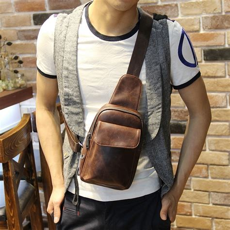 Tass Backpack Cool Design Black aliexpress buy pu leather vintage chest bags big