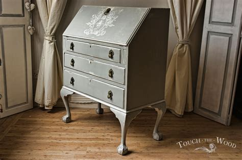 20140327 shabby chic furniture bureau11 10 touch the wood