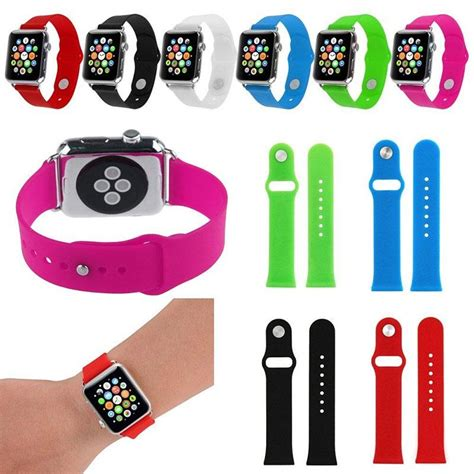 Durable Silicon Band Apple Iwatch durable silicone sport band replacement for apple iwatch
