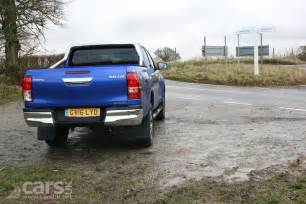 Toyota Photos 2017 Toyota Hilux Invincible Review Photos Cars Uk