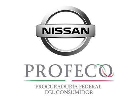 nissan mexico logo profeco y nissan m 233 xico resolver 225 n quejas en l 237 nea autos