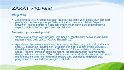 zakat pendapatan panduan praktis menghitung zakat laznas chevron indonesia