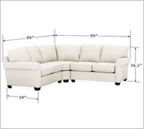 how to measure sofa 1000 images about sectionals on pinterest small