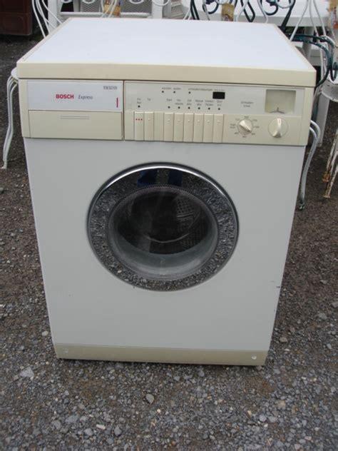 bosch express exclusiv wfk 2891 waschmaschine frontlader - Bosch Waschmaschine Exclusiv