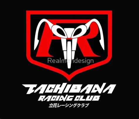 Tshirt Kamen Rider Black Rx quot tachibana racing club kamen masked rider takeshi hongo