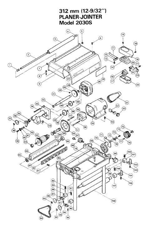 Buy Makita 2030sz Replacement Tool Parts Makita 2030sz