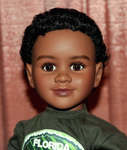 black doll boy a twinn boy on thursday daffodil s photo