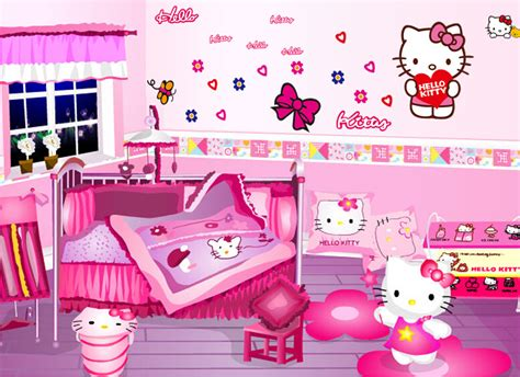 hello kitty home decor hello kitty wall stickers kid room decor cartoon hello