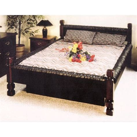 water bed frame black vinyl waterbed frame interior decoration pinterest