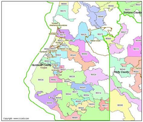 zip code map yuba county arcata zip code map humboldt county ca zip codes