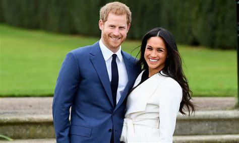 meghan markle and prince harry prince harry and meghan markle reveal wedding service