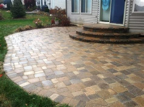 large pavers for patio 24x24 concrete pavers lowes home depot patio blocks