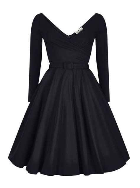 black doll dress collectif black nicky doll vintage style dress with