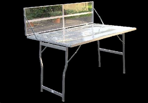 banco profilo banchi in alluminio banchi per alimenti banchi