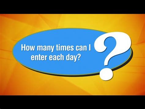 How Many Times Can You Enter Pch - how many times can you enter pch each day youtube