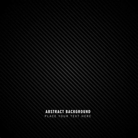 Black abstract lines background Vector   Free Download