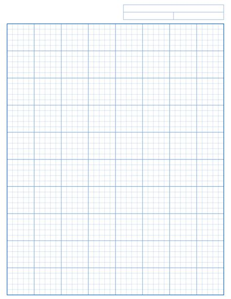 Make Grid Paper - 30 free printable graph paper templates word pdf