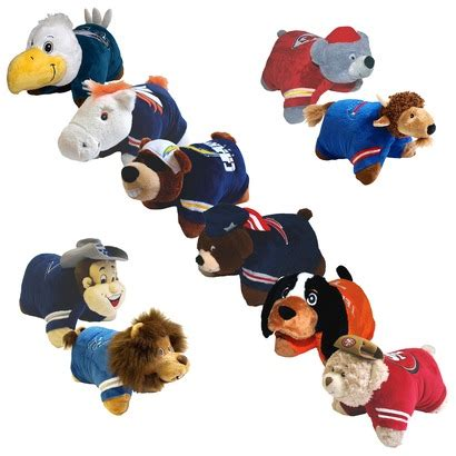 Pillow Pets Coupon by Nfl Pillow Pets Lites Only 10 W Free Shipping