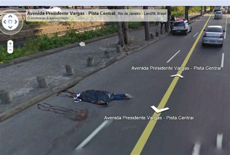 imagenes impactantes de google street view las fotos m 225 s impactantes registradas google street view