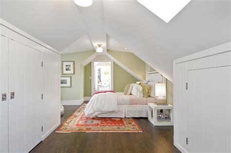 converted attic bedroom creative attic conversions emerald interiors blog