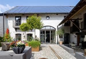 alter bauernhof wird zum sonnenhaus sonnewind w 228 rme - Scheune Modernisieren