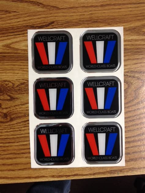 wellcraft boat emblems scarab decals and plated lettering page 4 offshoreonly