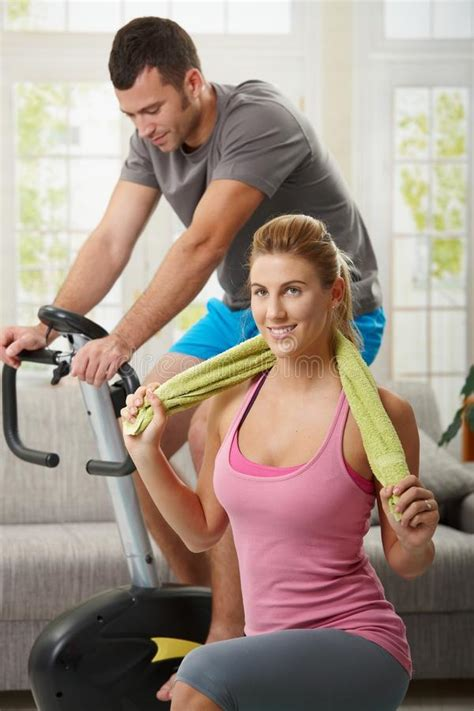 training  home stock photo image  adult lifestyle
