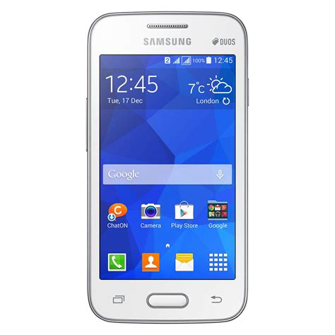 samsung galaxy trend 2 lite sm g318 blanc mobile