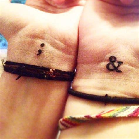 semicolon tattoo ideas amazing and simple semicolon design snaps