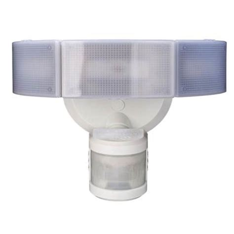 Exceptional Defiant Motion Security Light #4: White-outdoor-flood-spot-lights-dfi-5988-wh-64_1000.jpg