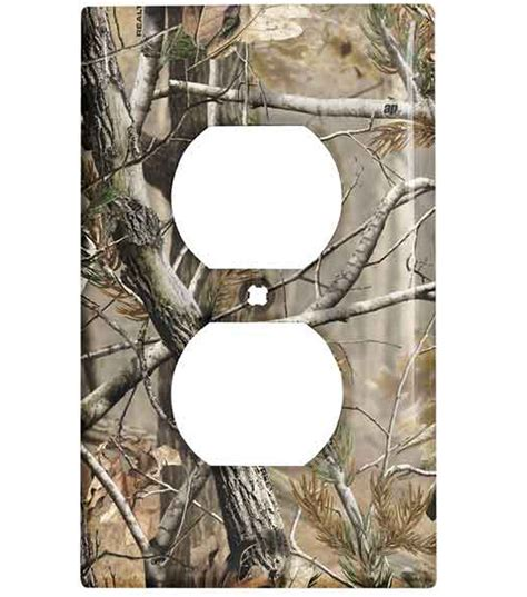 camo home decor browse receptacle wall plates products in home decor at