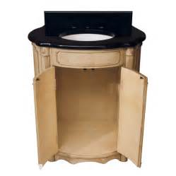 Traditional antique white french country 32 quot bathroom vanity