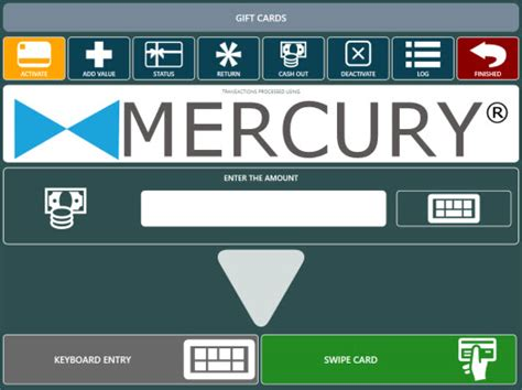 Mercury Gift Card Balance - gift cards gt vantiv gift gt usage gt gift cards screen
