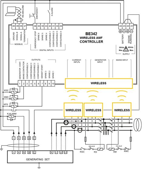 wiring diagram transfer switches for generators wiring