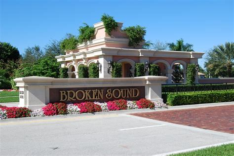broken sound country club homes villas and townhomes boca
