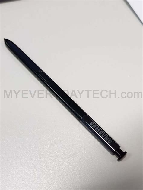 Pen Samsung Note 8 samsung galaxy note 8 real pictures leaked